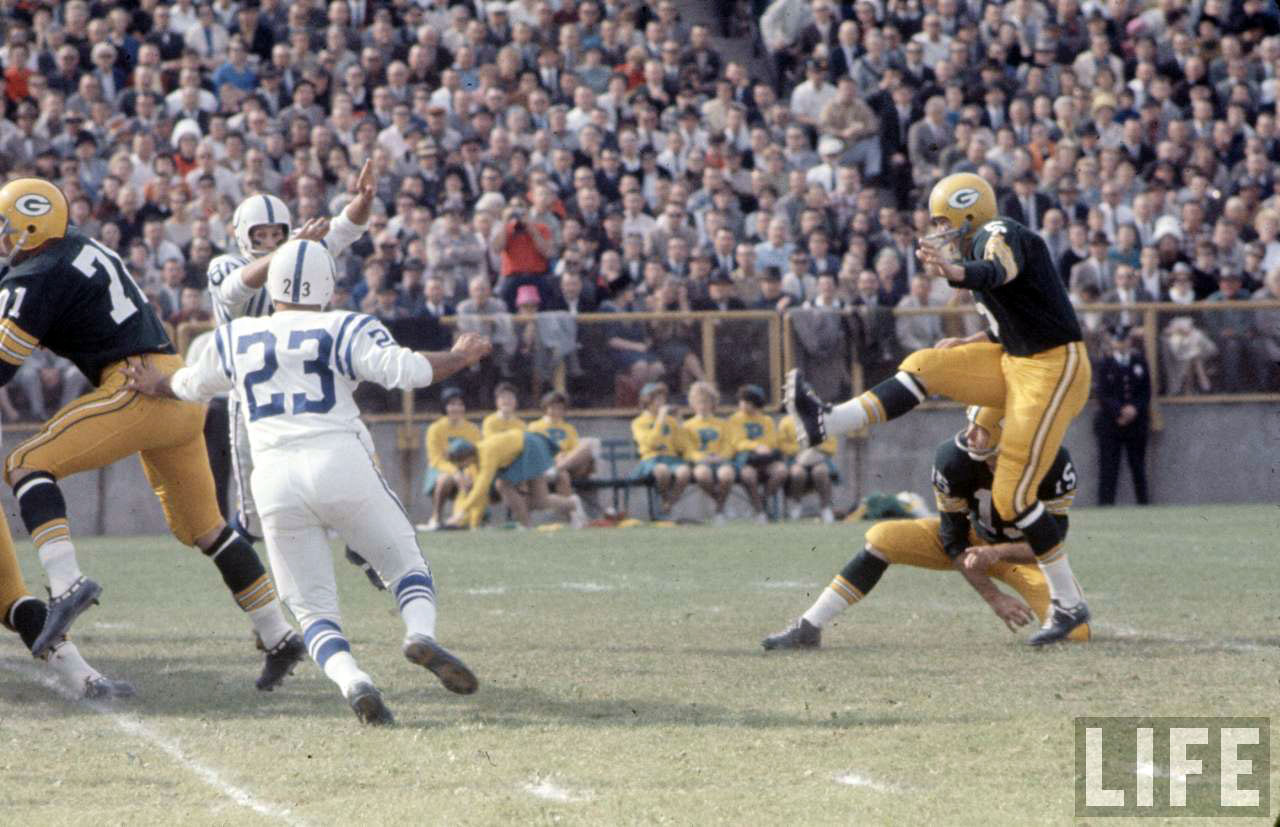 paul hornung packers
