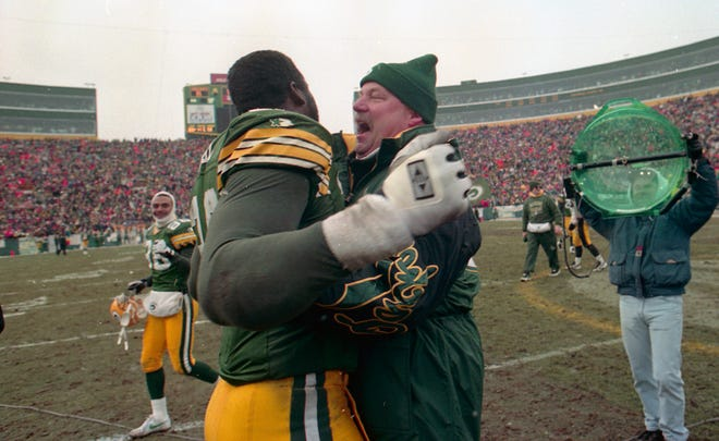 Packers Christmas Eve 1995