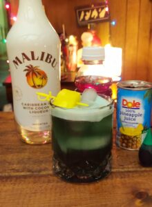 battle of the bay cocktail