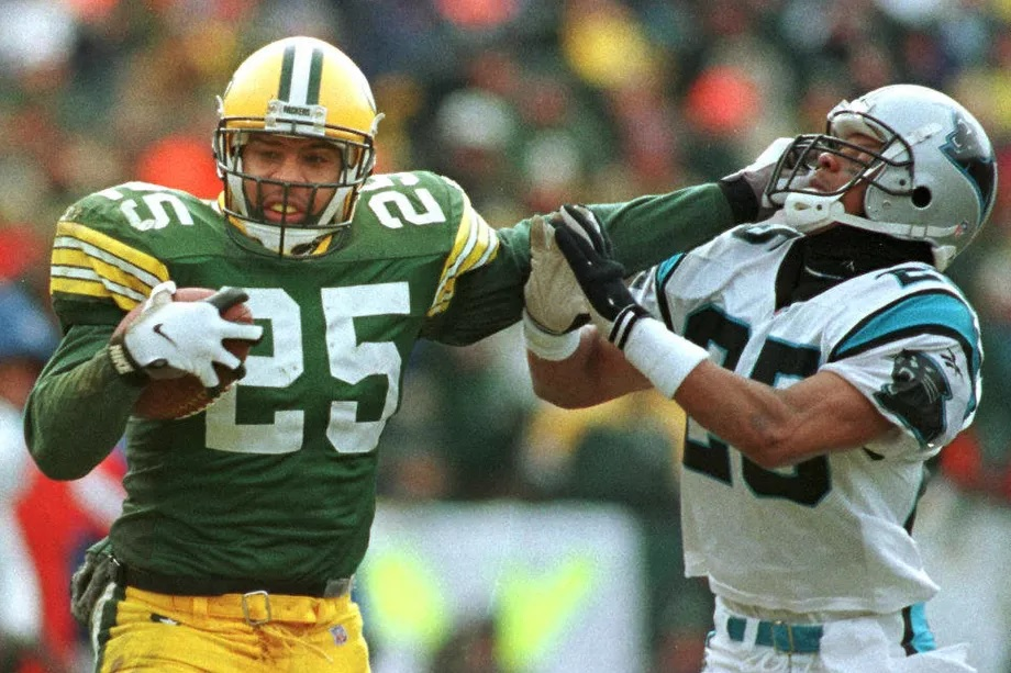 dorsey levens packers