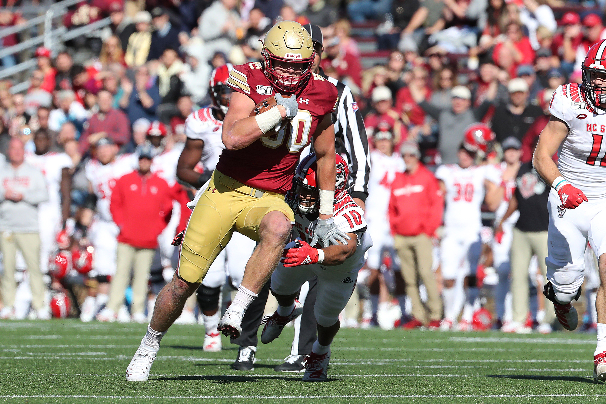 Green Bay Packers: NFL Draft Profile - Hunter Long