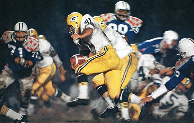 jim taylor packers