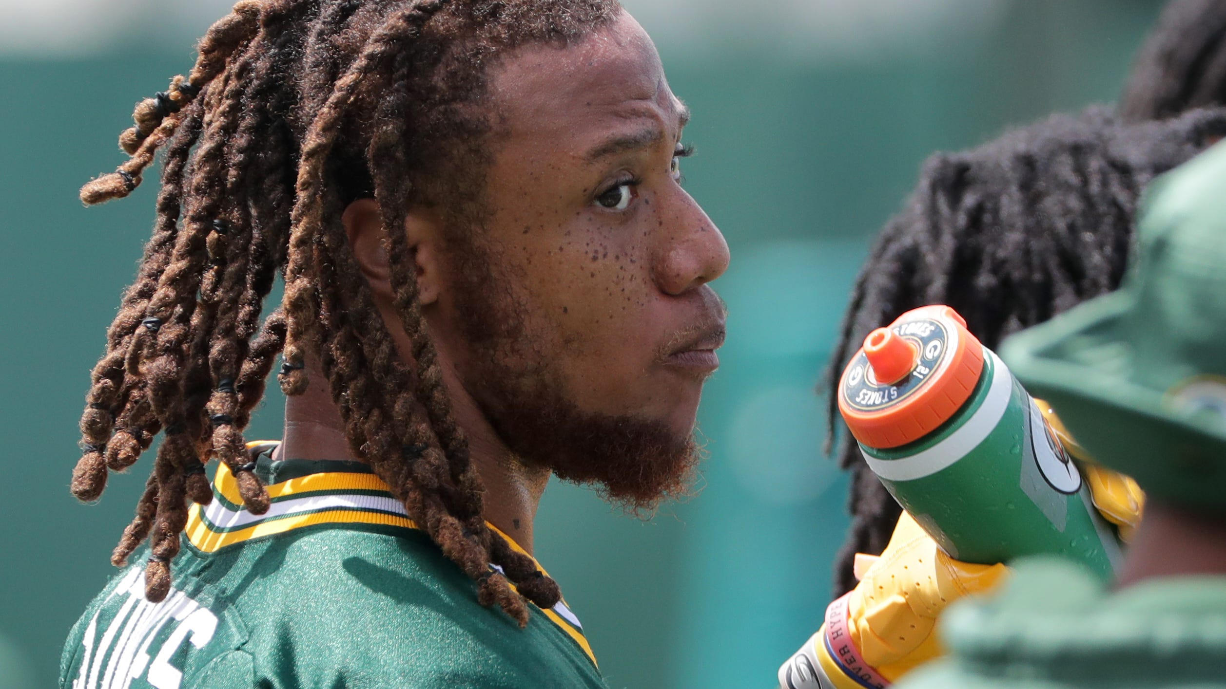 Eric Stokes - Packers