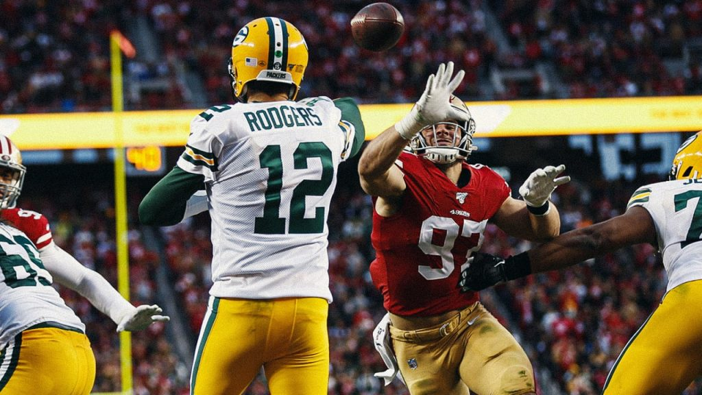 Packers - 49ers
