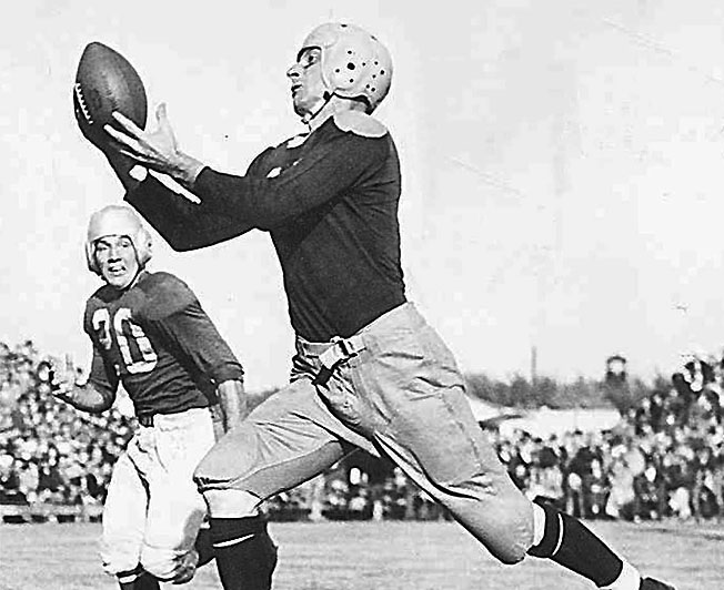 don hutson packers